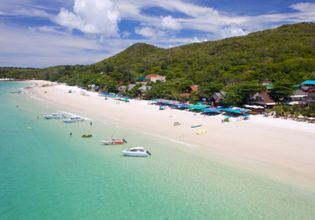 Take a Tour of Beautiful Koh Lan Island