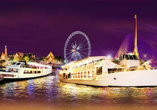 Chao Phraya Cruise: Luxury on the River