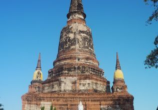 Ayutthaya City & Floating Market Tour
