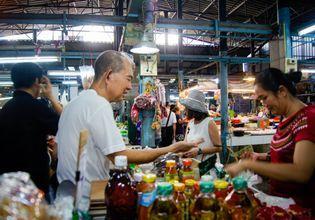 in fresh Market
