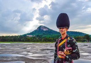 Khao Cha Ngok mountain