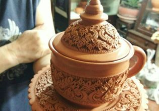 DIY your own pottery