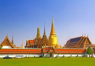 The Emerald Buddha & Grand Palace
