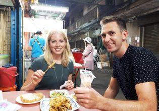 Best in town Pork Satay!