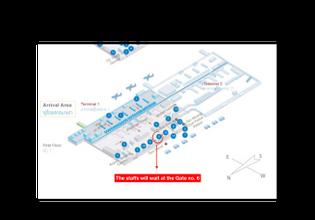 Airport Transfer to Bangkok Hotel in Private Van (DMK/Don Mueang Airport)