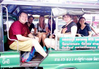 Uncommon TukTuk ride