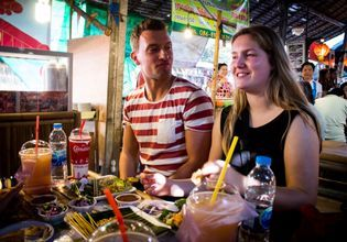 Klong Lat Mayom Floating Market and Amphawa Floating Market (Local Experience)
