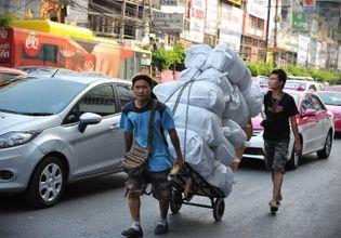 Bangkok's Multicultural Market Tour
