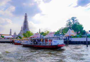 Wat Arun Pier