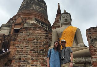 Ayutthaya City & Floating Market Tour By Private Car
