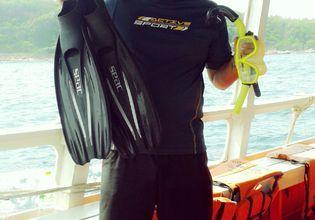 Expert sea guide