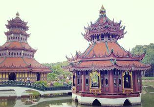 The Phra Kaew Pavilion