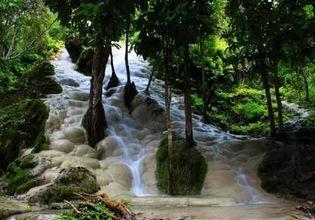 Sticky waterfall.