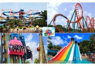 Siam Park - Largest artificial sea