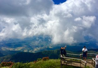 "Doi Inthanon and ""Kew Mae Pan"" trekking"