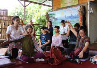 Regular Thai massage