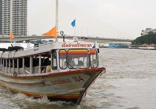Boat & Tuk Tuk Tour around Rattanakosin Island