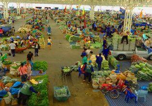 Fruit Market : Talad Thai and Iyara Market