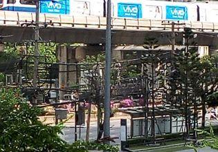Skytrain, Bangkok icon