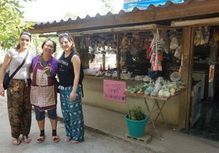 Local life in Chiang Dao