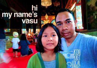 Hi, my names VASU. Koh Kret Local guide.