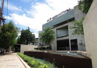 A Walking Tour of Bangkok University Campus