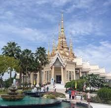 Thai temple @Sikhiu