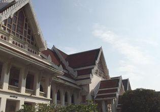 Buillding at Chulalongkorn University