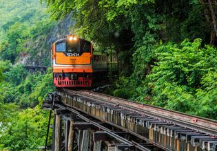 [Joined Tour] Kanchanaburi + River Kwai + Death Railway Full Day Tour