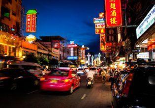 Bangkok Night Market Tour
