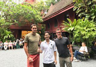 Thai Traditional House