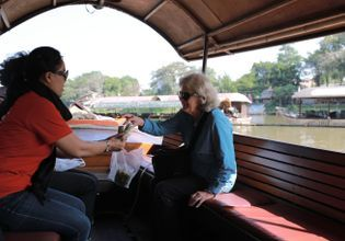 [Joined Tour] Experience the Maeping River on a Sightseeing Tour