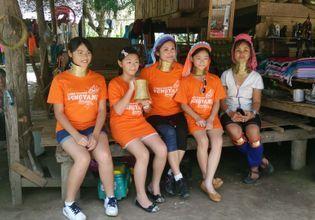 Elephants care / Karen longneck village / Zip line Adventure