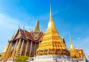A Half-Day Morning Tour of Bangkok's Temples