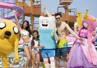 Cartoon Network Amazone: Water Fun Meets World-Renowned Fantasy
