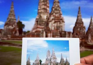 Amazing Ayutthaya! Check out The Old Vibe of Thailand!