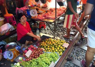 Live Local - See Mae Klong & Amphawa Floating Market