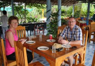 Enjoy a delicious Thai lunch