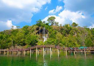Thararak Waterfall