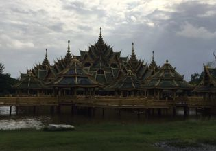 The  Pavilion of the Enlightened