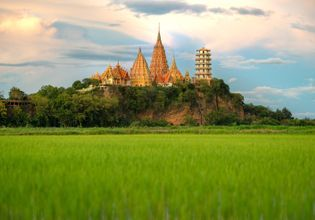Closer to nature and history of Kanchanaburi