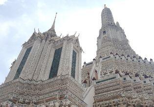 Main Prang at Wat Arun