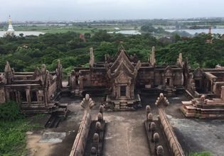 Prasat Phra Wihan (Preah Vihear) Si Sa Ket