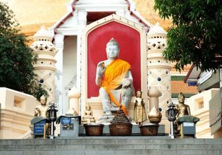 Learn Thai History & Traditions at a Traditional Thai Village in Nakhon Pathom