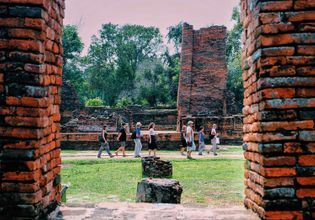 A Wonderful One Day Trip in Ayutthaya