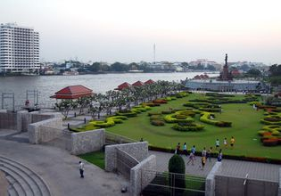 The Rama VIII Bridge Park