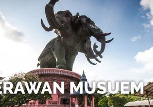 The Erawan Museum & Ancient Siam: Myths Come Alive