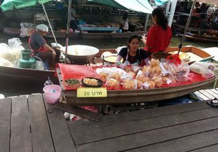 Floating market 17