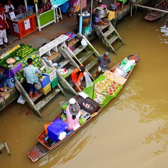 Amphawa Floating Market (2)
