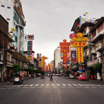 Yaowarat street
